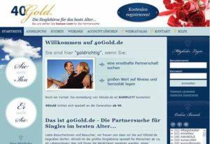 Www.partnersuche 40 gold.de