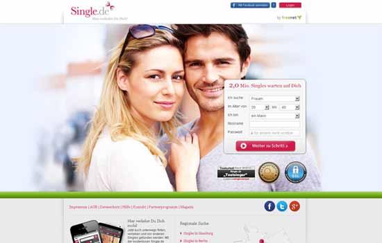 Dating seiten internet